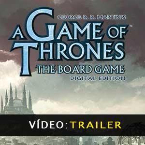 A Game of Thrones The Board Game Vídeo do atrelado