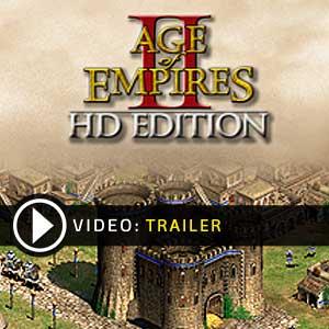 Comprar Age of Empires 2 HD Edition CD Key Comparar Preços