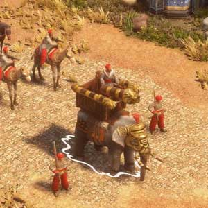 Age of Empires 3 Definitive Edition Dinastias Asiáticas