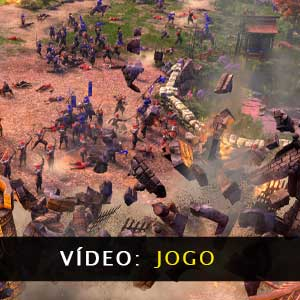 Vídeo de jogabilidade Age of Empires 3 Definitive Edition