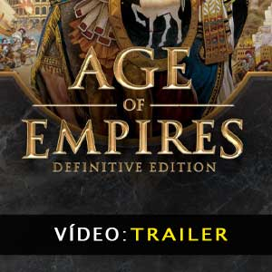 Vídeo do atrelado Age of Empires 3 Definitive Edition
