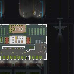 Airport Ceo Aeroporto à noite