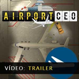 Airport Ceo Vídeo do atrelado