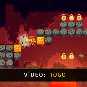 Alex Kidd in Miracle World DX Vídeo de jogabilidade
