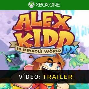 Alex Kidd in Miracle World DX Xbox One Atrelado de vídeo