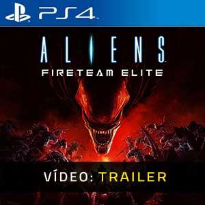 Aliens Fireteam Elite PS4 Atrelado De Vídeo