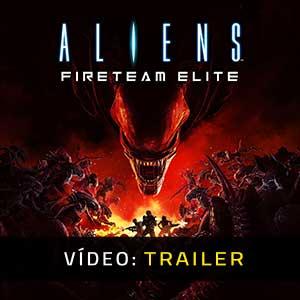 Aliens Fireteam Elite Atrelado De Vídeo