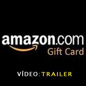 Amazon Gift Card Atrelado de vídeo