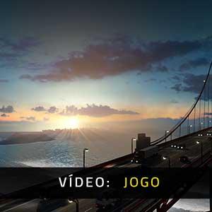 American Truck Simulator Vídeo De Jogabilidade
