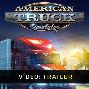 American Truck Simulator Atrelado De Vídeo