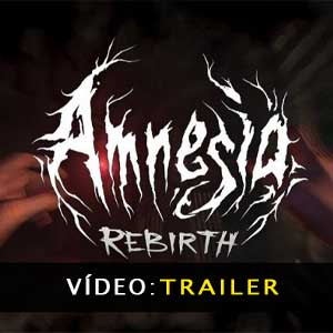 Amnesia Rebirth Vídeo do atrelado