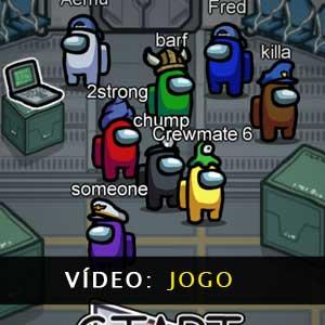 Among Us Vídeo de jogabilidade