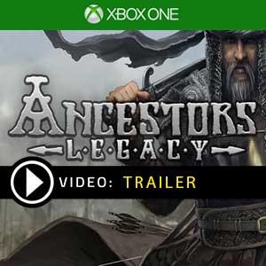 Comprar Ancestors Legacy Xbox One Barato Comparar Preços