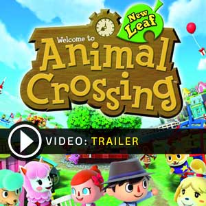 Comprar código download Animal Crossing New Leaf Nintendo 3DS Comparar Preços