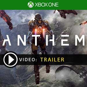 Comprar Anthem Xbox One Codigo Comparar Preços