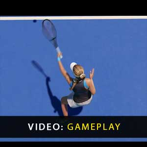 AO Tennis 2 Gameplay Video