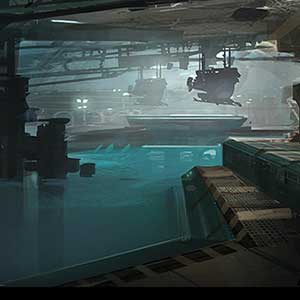 Estação Aquanox Deep Descent