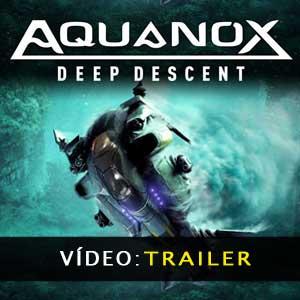 Vídeo Trailer Aquanox Deep Descent