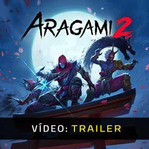 Aragami 2 Atrelado De Vídeo
