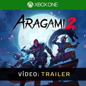 Aragami 2 Xbox One Atrelado De Vídeo