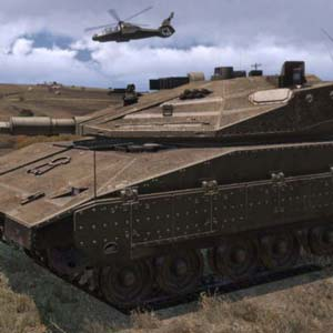 Arma 3 - Tanque