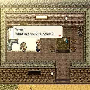 Armed Emeth Valess