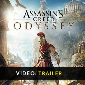 trailer vídeo Assassins Creed Odyssey