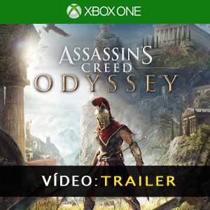trailer vídeo Assassins Creed Odyssey