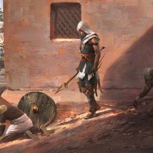 Bayek - First Official Assassins