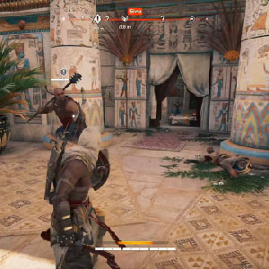 Assassins Creed Origins - Gameplay Image