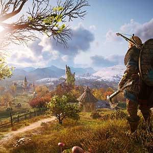 Assassins Creed Valhalla Season Pass Ambiente