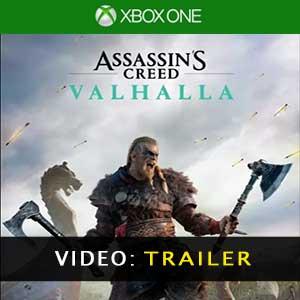 Assassins Creed Valhalla vídeo do trailer