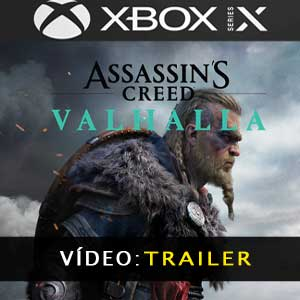 Assassins Creed Valhalla vídeo do trailer