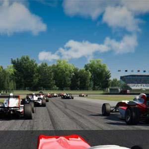 Assetto Corsa F1 Racing