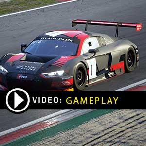 Assetto Corsa Competizione Gameplay Video