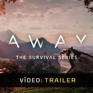 AWAY The Survival Series Atrelado De Vídeo