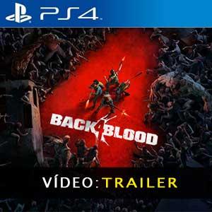 Back 4 Blood PS4 Atrelado de vídeo