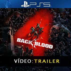 Back 4 Blood PS5 Atrelado de vídeo