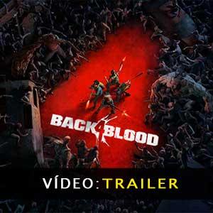 Back 4 Blood Atrelado de vídeo