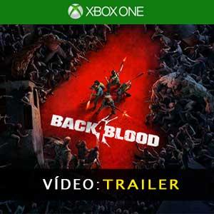 Back 4 Blood Xbox One Atrelado de vídeo