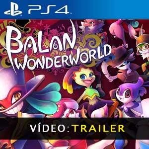 Balan Wonderworld Atrelado de
