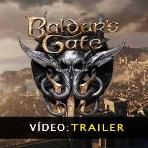 Vídeo do atrelado Baldurs Gate 3