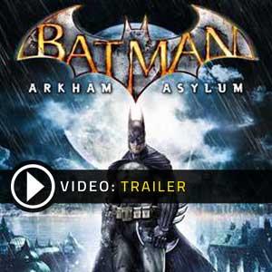 Comprar Batman Arkham Asylum CD Key Comparar Preços