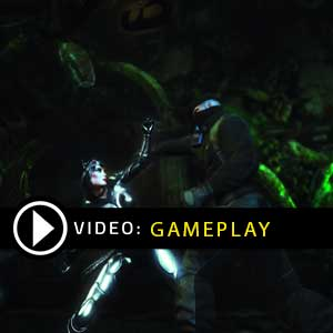 Batman Arkham City Nintendo Wii U Gameplay Video