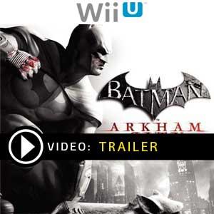 Comprar código download Batman Arkham City Nintendo Wii U Comparar Preços