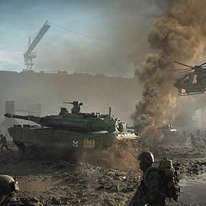 Battlefield 2042 Descartado