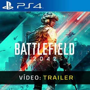Battlefield 2042 PS4 Atrelado De Vídeo