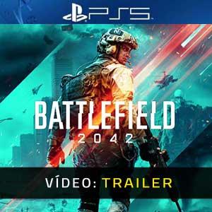 Battlefield 2042 PS5 Atrelado De Vídeo