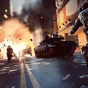 Battlefield 4 Tanque