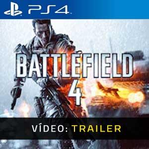 Battlefield 4 PS4 Atrelado De Vídeo
